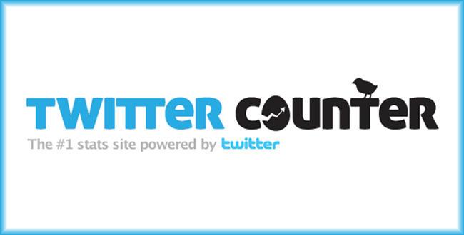 Twitter Directory Twittercounter