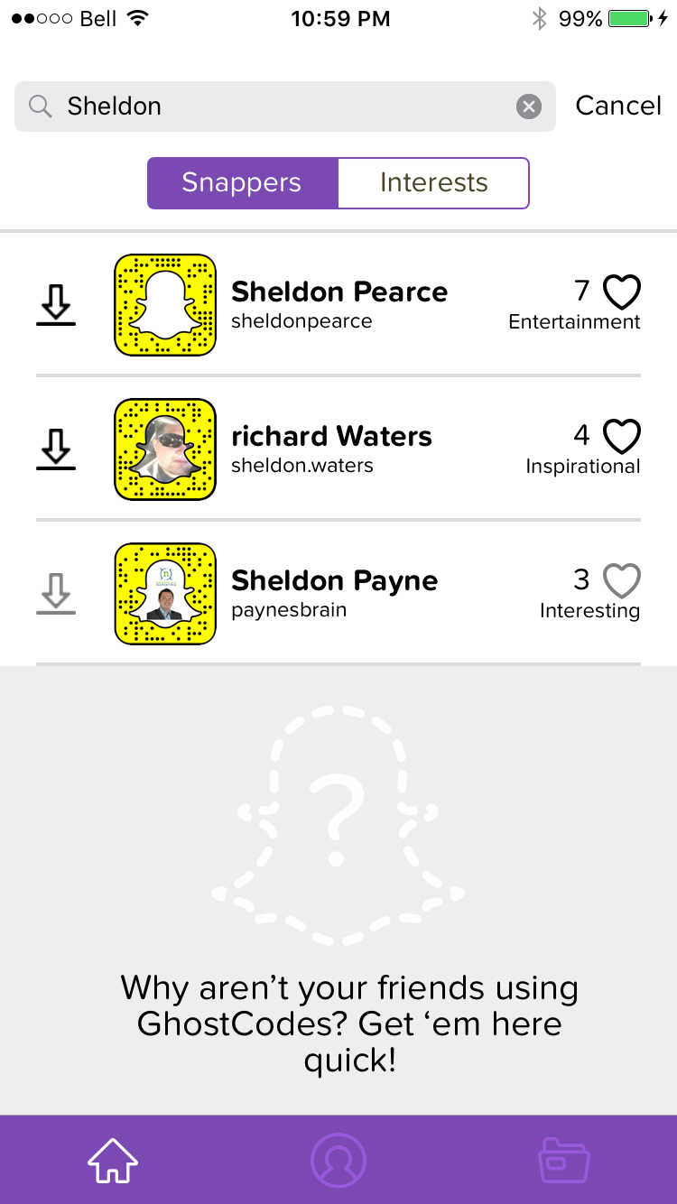 how to get people to add you on snapchat