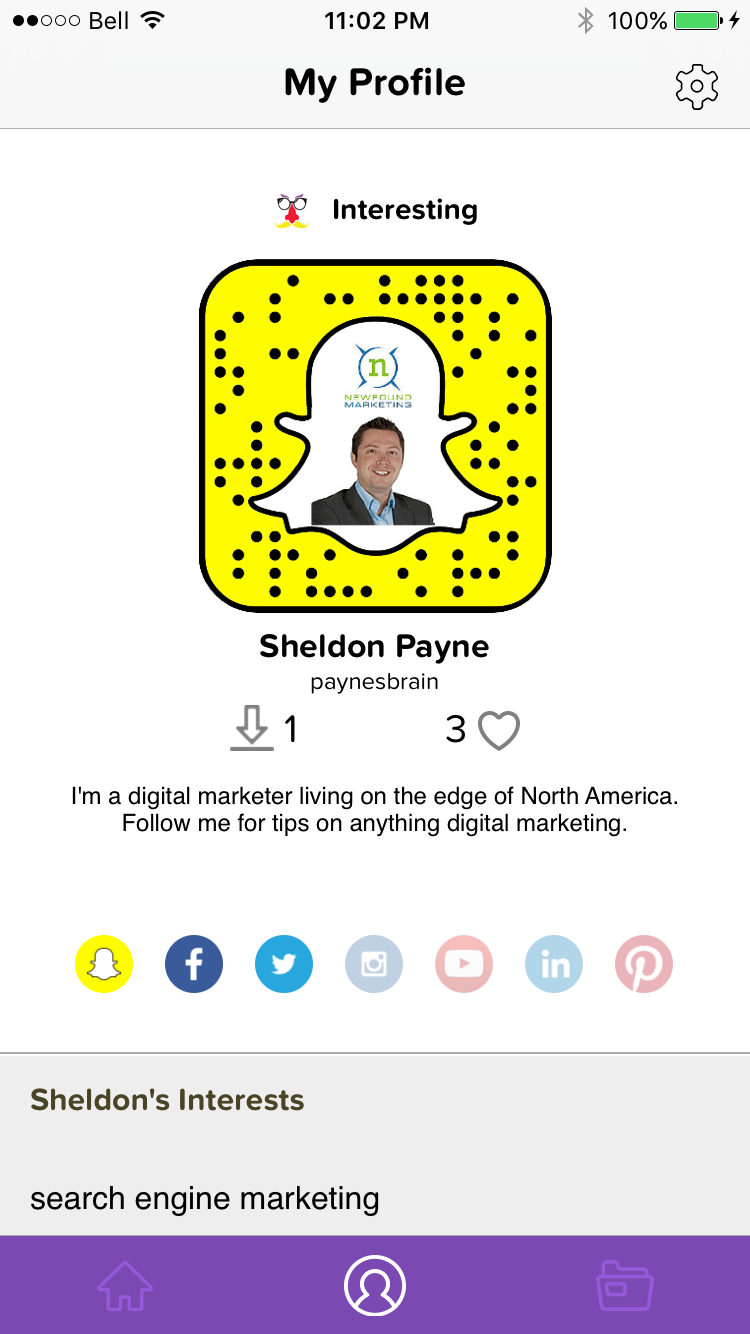 How to Get More Snapchat Follower with Ghostcodes - Sheldon