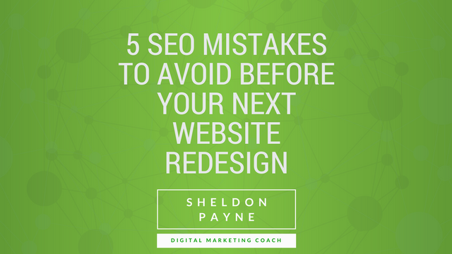 5 SEO Mistakes to Avoid Before Your Next Website Redesign
